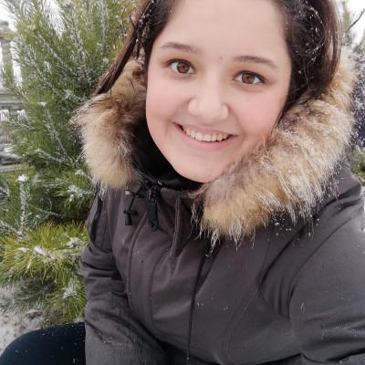 Алешина Анастасия