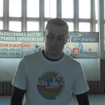 Бурханов Александр
