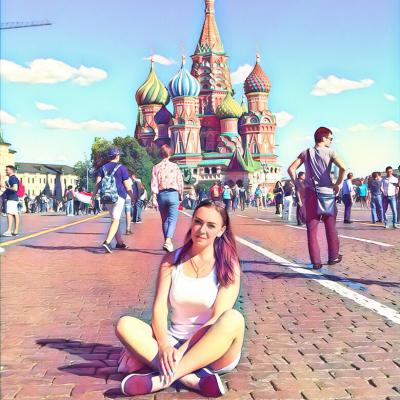 Козина Валентина