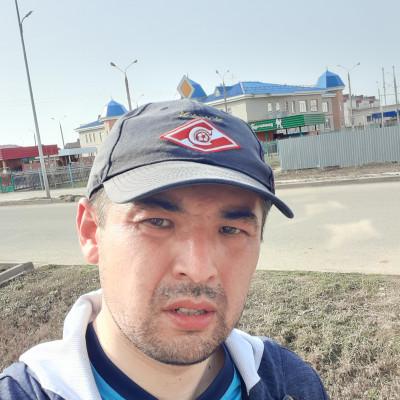 Имангалиев Азамат