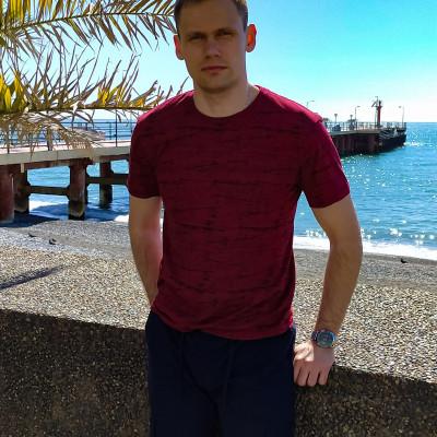 Скорлупин Дмитрий